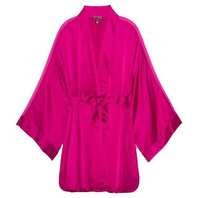 Satin Robe Sleepwear  3