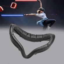С чехлом из искусственной кожи чехол Замена маска для глаз Pad Чехлы для Oculus Quest 2 Очки виртуальной реальности Vr очки Виртуальная реальность, с...