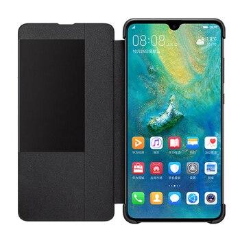 Перейти на Алиэкспресс и купить Кожаный чехол-книжка для Huawei Mate 20 Lite Pro X 20Pro 20lite 20X Mate20Pro Mate20X Mate20X Mate20lite Mate20 Smart View