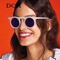 DCM Neue Mode Runde Sonnenbrille Frauen Vintage Marke Designer Übergroßen Rahmen Shades Weibliche UV400