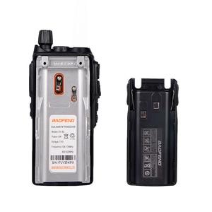 Image 5 - Baofeng Walkie Talkie UV 82, Radio bidireccional uv 82, 10km, UV82, VHF, UHF, banda Dual, transceptor, caza, Radio portátil CB Ham
