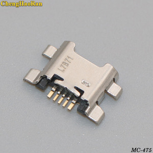 Image 5 - 100PCS/lot Micro USB Jack For Huawei Honor 7X 7A 7C For Honor 9 Lite Enjoy 7S Charging Connector Charge Port Socket Dock Plug