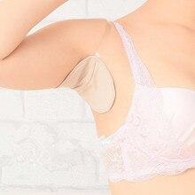 2 шт./пара многоразовые подмышками пот колодки Для женщин Для мужчин моющиеся подмышек впитывающие прокладки для летняя одежда прокладки