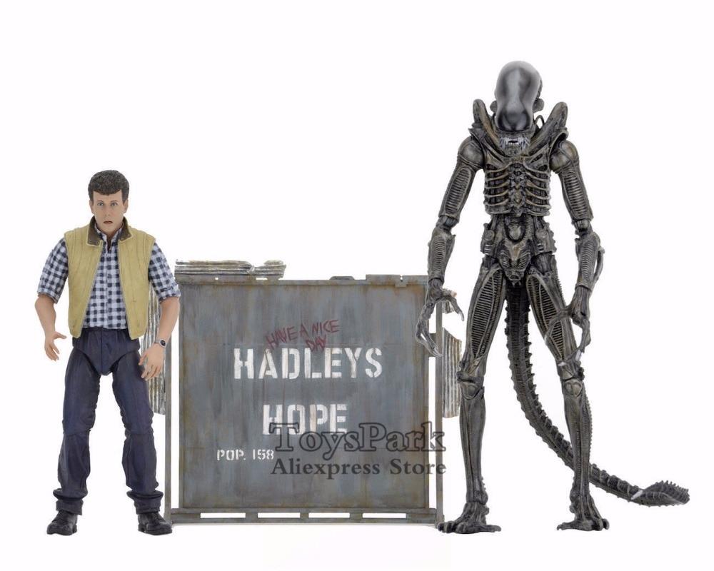 Original NECA 2017 Aliens 7