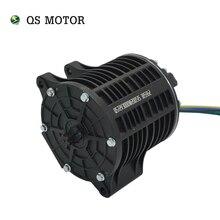 QS מנוע 138 3kw 6kw מקסימום רציף אמצע כונן מנוע 72V 100KPH חגורת סוג V1/V2 וספרוקט סוג V1/V2 עבור E אופני עפר/E קטנוע