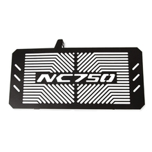 Motorcycle Accessories Radiator Guard Protector Grille Grill Cover For HONDA NC750 NC750S NC750X NC 750S/X 2014-2016 waase radiator protective cover grill guard grille protector for honda nc750 nc750s nc750x nc750n 2012 2013 2014 2015 2016 2017