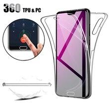 360 TPU Silicone Phone Case For Samsung Galaxy A51 A71 A50 A70 A40 A30 A10 A60 A41 A81 A91 M10 M20 M30 M40 A20E M60S Cases Cover