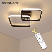 Современный светодиодный потолочный светильник для дома лампа