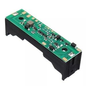 Image 4 - 5V/6V/9V/12V Charging UPS Uninterrupted Protection Integrated Board 18650 Lithium Battery Boost Module single DUAL Battery Hold