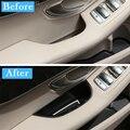 2 шт. для Mercedes Benz C-Class W205 GLC Class X253 2015-2018 автомобильный лоток для хранения передней двери с ручкой для левого привода