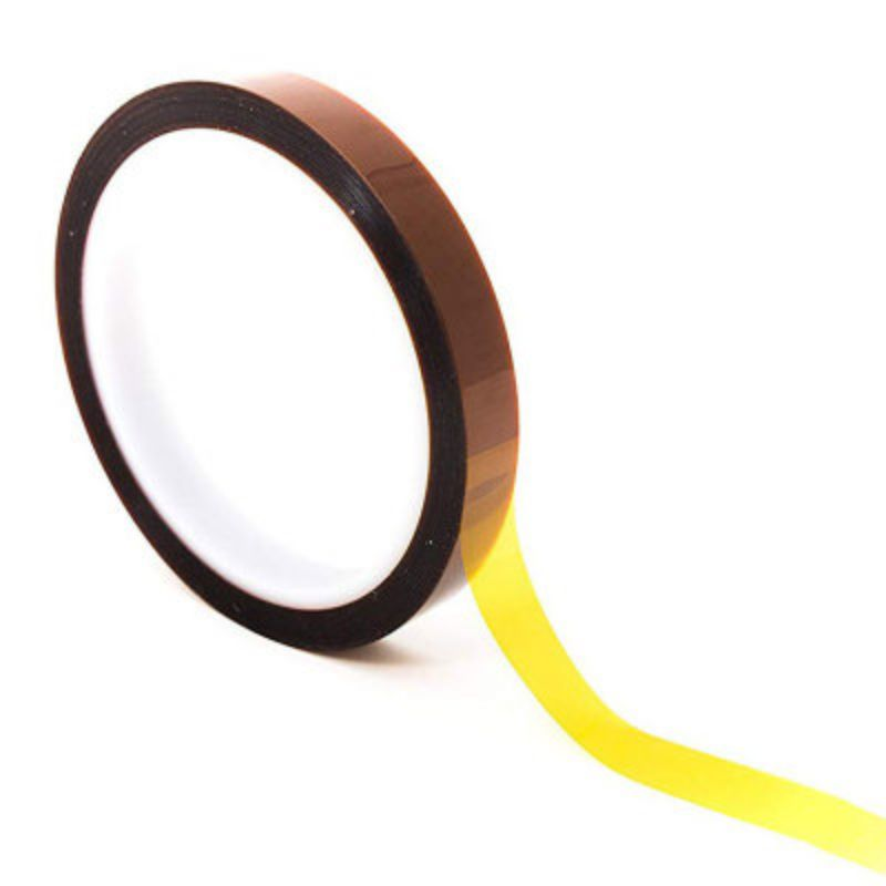 Insulating Kapton Tape Polyamide Adhesive Mounting Plate Multi-function Thermal Insulation High Temperature Heat Resistant Tape