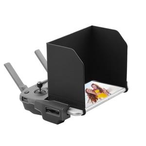 Image 1 - Pare soleil ombre tablette téléphone housse pour DJI Mavic Mini Mavic 2 Pro Zoom Mavic Air platine Spark Phantom 4 3 Mini 2 accessoires