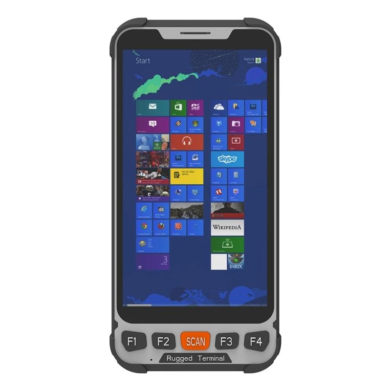 Rugged Tablet 5 Inch Windows 10 Pro RAM 4GB ROM 64GB 4G LTE Mini Industrial Tablet With USB 3.0