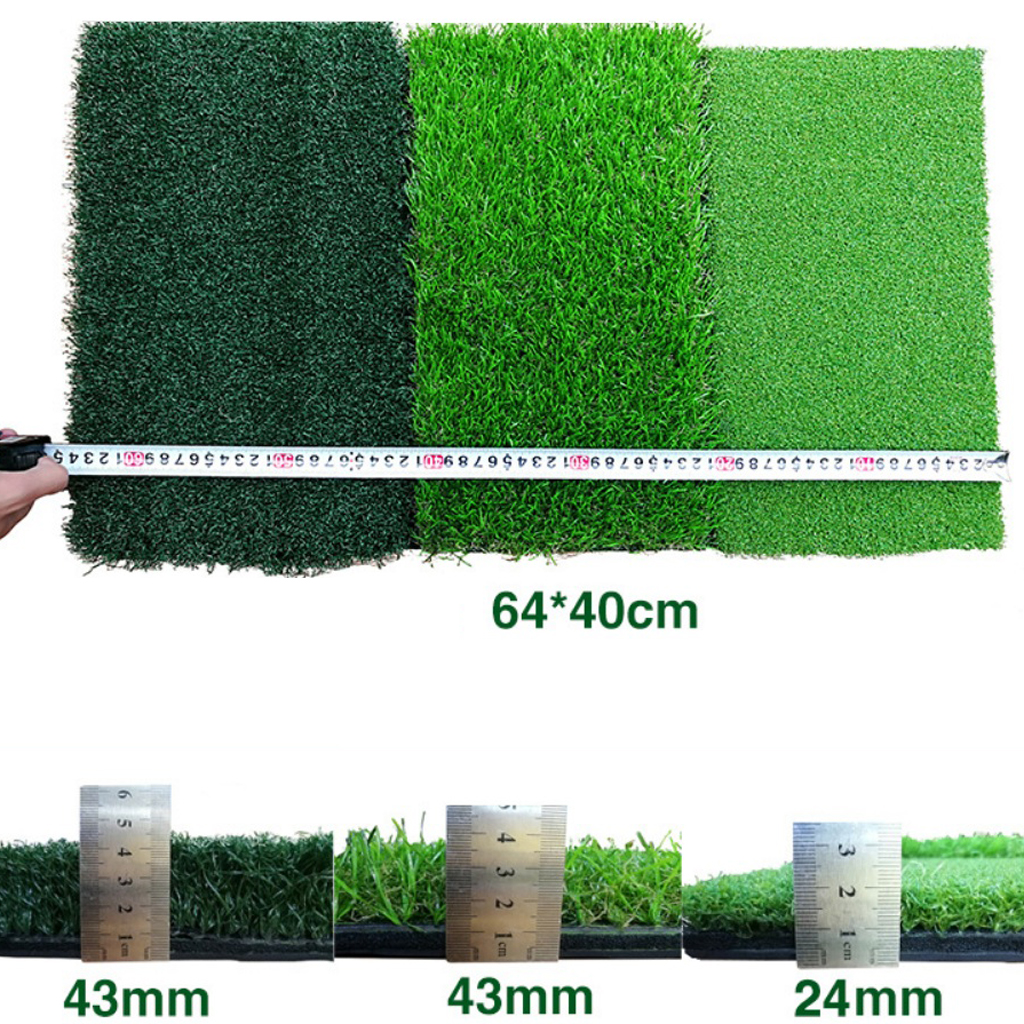Professional Golf Putting Driving Range Practice Mat & Foam Practice Ball, Competition Ball 25 X 15.7 Inch