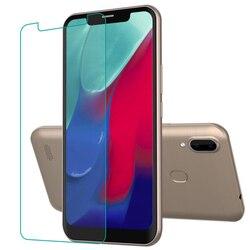 На Алиэкспресс купить стекло для смартфона for leagoo m11 glass anti-scratch screen protective tempered glass for leagoo m11 6.18inch screen protector cover film