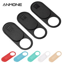 ANMONE Webcam Cover Privacy Protective Cover Mobile Computer Lens Camera Cover  Anti-Peeping Protector Shutter Slider