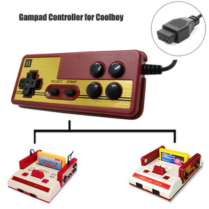 Image 1 - 1pcs 9 pin pubg controller for Gaming TV Player Gamepad Joystick with Continuous Start Function game handle
