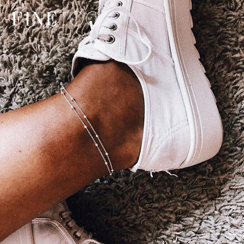 Bohemian Multi Layered Chain Anklets for Women Fashion Elephant Sun Turtle Shell Ankle Bracelet 2020 Ocean Beach Jewelry