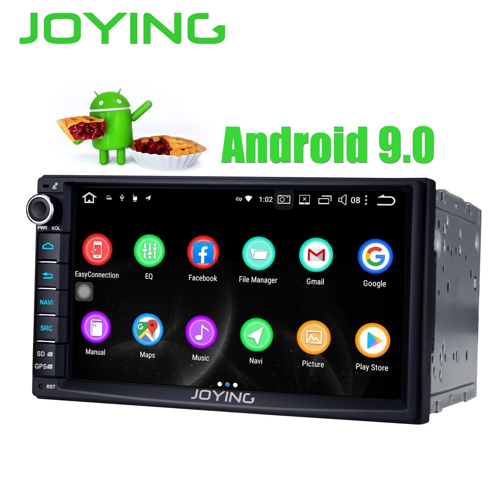 Radość 2 din Android 9.1 uniwersalny 7