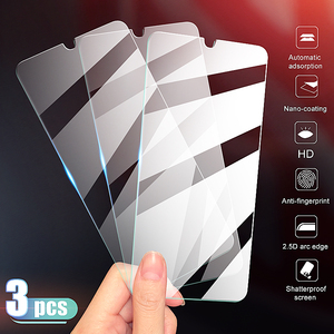 3Pcs Tempered Glass For Huawei P20 Pro P30 P10 Lite Plus Screen Protector Mate 30 Lite P Smart 2019 Z Protective Glass Film(China)