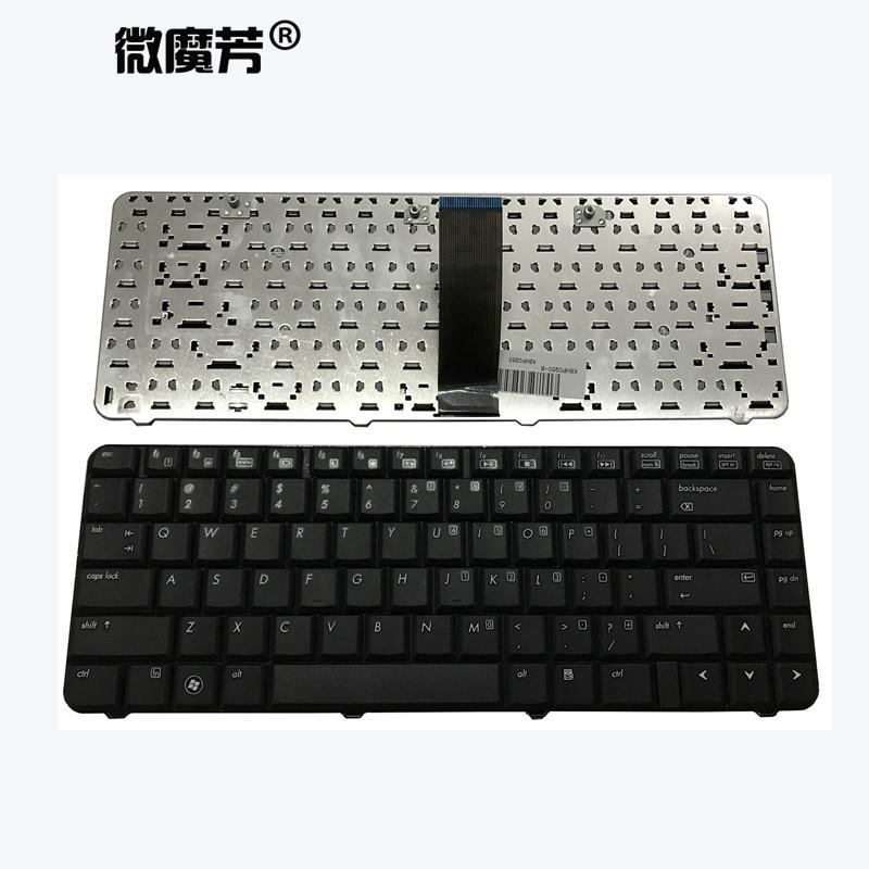 New US Laptop Keyboard For HP Compaq Presario G50 CQ50 CQ50-100 CQ50-200 486654-001 CQ50-100Z CQ50T-100 CQ50Z-100 Black