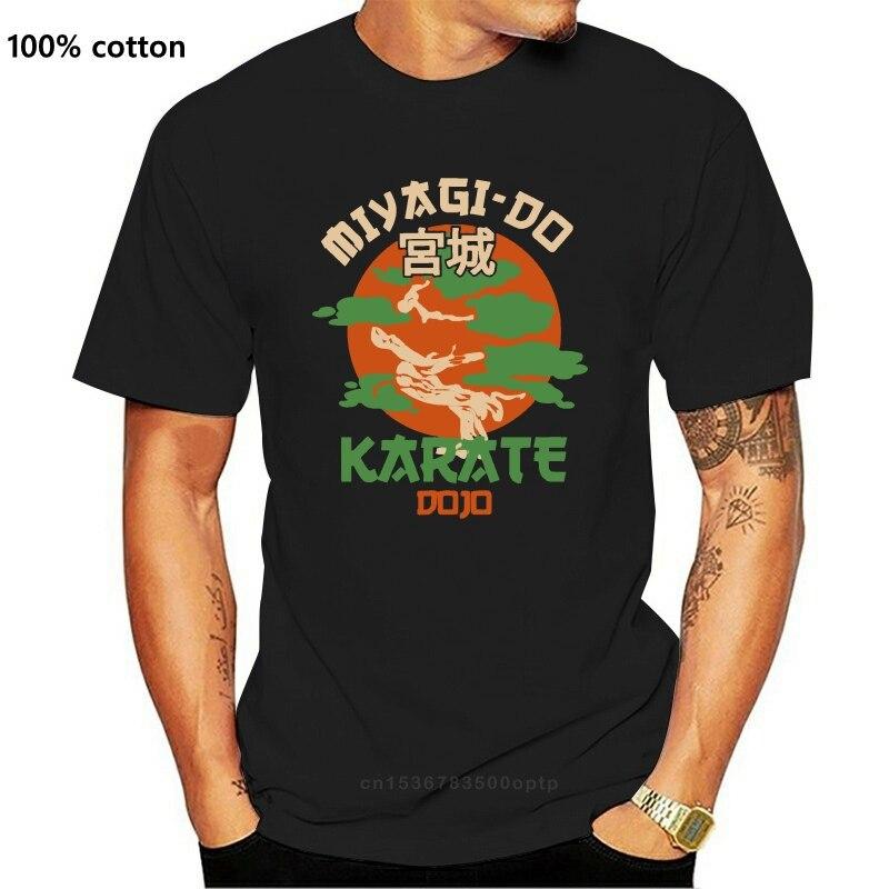 Miyagi Do Jo T-Shirt-inspiré du karaté enfant film drôle art martial rétro cool
