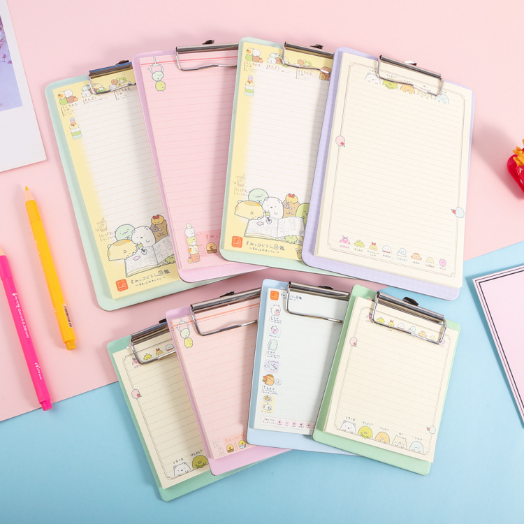 43% Japanese Corner Creature Cartoon Splin Cute Message Note Book Can Tear Message Diary Book Randomly Prepare Samller 70g  WJ01
