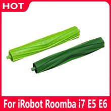 Washable Main Roller Brush Parts for iRobot Roomba i7 E5 E6 I Series i7 Plus Robot Vacuum Cleaner Kits Replacement Accessroies