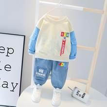 Manboy 2020 комплект детской одежды повседневной для малышей
