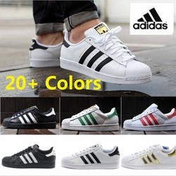 Adidas 917 Clover Series Sneakers Women Superstar Men Fashion Colorful Shell Head Skateboarding Shoes D70351