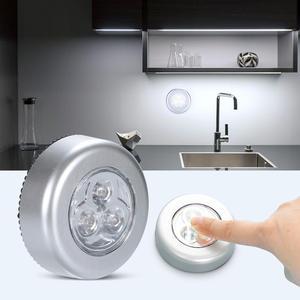 Image 5 - 1pcs 바디 모션 센서 6LED 벽 램프 밤 빛 유도 램프 복도 캐비닛 led 검색 램프 홈 전자 accessorie