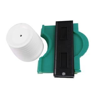 Image 1 - 5/6/10 אינץ מד פלסטיק פרופיל עותק מד סדיר מעצב פרופיל שליט מד מעתק מד Contour כללי כלים