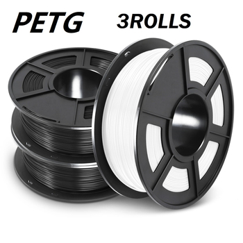 Enotepad 1KG 2.2lb PETG 3D Printer Filament PETG 3D Printing Filament 1.75mm Dimensional Accuracy +/-0.02mm Translucence Refil petg 3d printing filament 1 75mm 1kg 2 2lb petg 3d printer filament dimensional accuracy 0 02mm translucence refill red