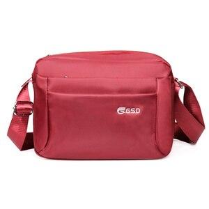 Image 2 - Повседневная мужская сумка мессенджер GREATOP, модные Наплечные сумки с несколькими карманами, 4 цвета, водонепроницаемая оксфордская сумка для деловых поездок, Y0026