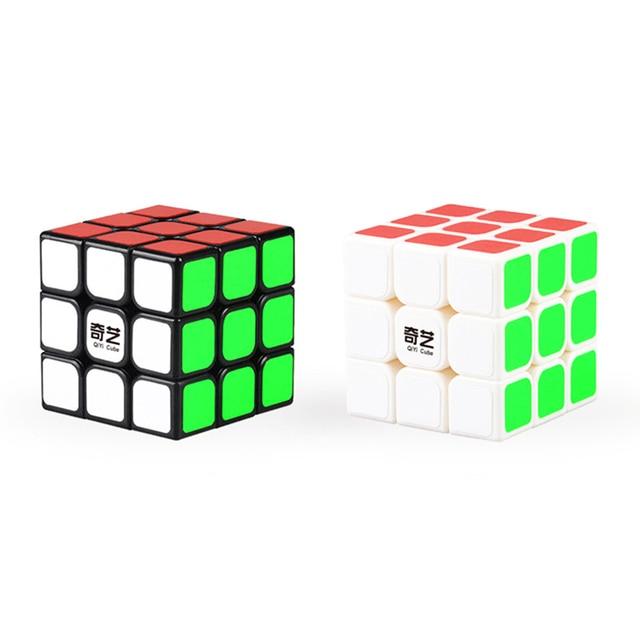 Qiyi Mofangge QiHang W Magic Cube 3x3 5.6 CM Speed Cube  Sail Cubo Magico Educational Puzzle Cube Toys for Children 6
