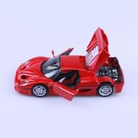 Bimeigao 1: 18 Ferrari F50 Alloy Car Model Ferrari Car Model Sports Car Model Collection