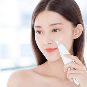 Image 2 - New InFace Blackhead Vacuum Suction Dermabrasion Removal Scar Acne Pore Peeling Face Clean Facial Skin Care Beauty Tools