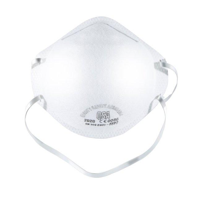 Anti-fog headband grade round FFP2 mask non-woven Dust Mask Anti PM2.5 Anti influenza Breathing Bicycle Rid Face Flu Face masks 1
