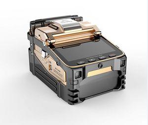 Image 2 - Бесплатная доставка, устройство для оптоволоконного термического сращивания, волоконно оптический переключатель, сварочная машина для сращивания, пожарный набор инструментов