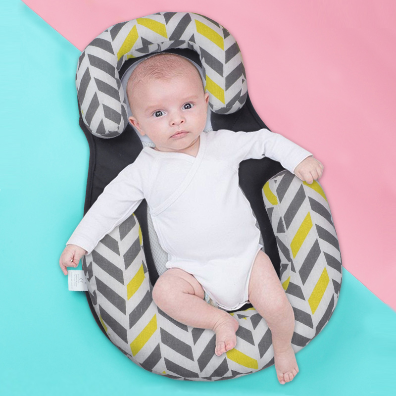 Detachable Baby Bed For Newborn Baby Crib Soft Cotton Baby Nest Bedding Babynest Cribs Portable Infant Nets Cradle Cot Bed Suit