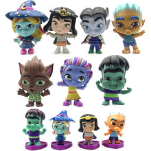 Super Monsters PVC Action Figure Toy Kids Collection Model Dolls Toy For Kids Birthday Gift