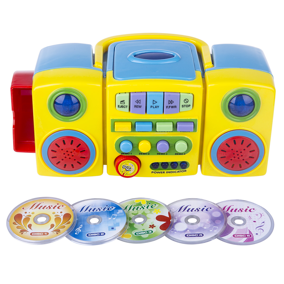 Kids CD Player Learning Player Educational Musical Toy 2020 New  Toys For Kids Birthdaty Gifts