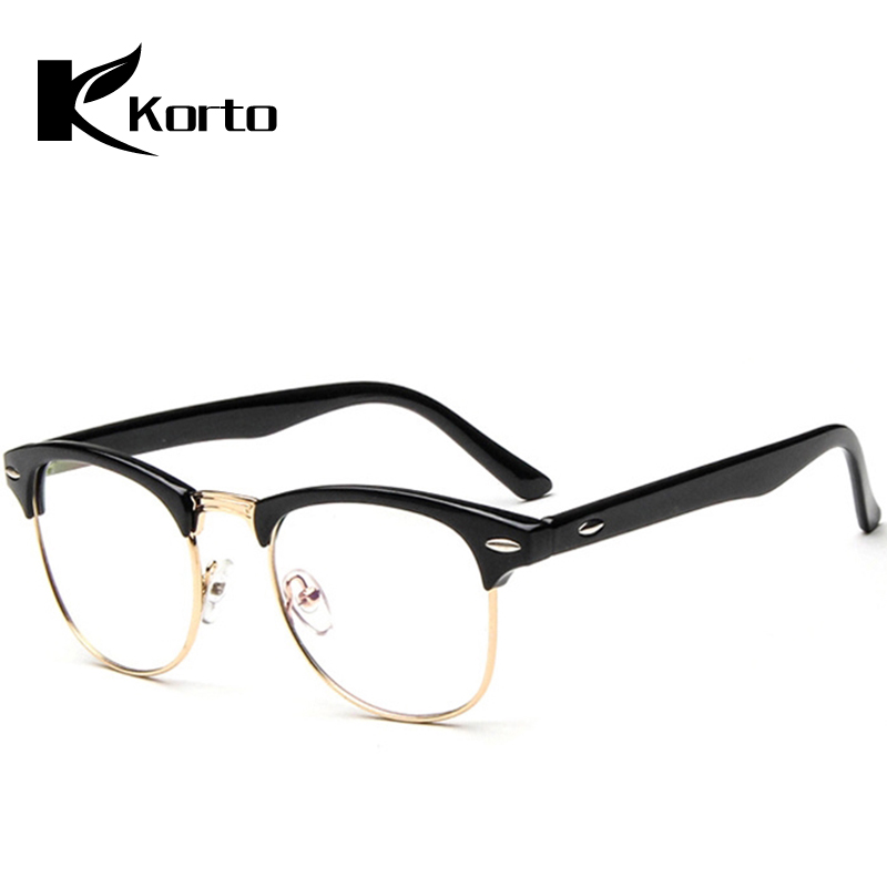 Men Glasses Noughts Zerowki Lunette De Vue Femmes Brillen Fake Glasses Without/No Diopter Degree Eyeglasses Frame For Women