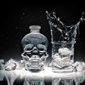 Barre tasse créative bouteille de vin cristal verre barre âme personnalité Cool cristal whisky bouteille barre ustensiles maison Banquet Art