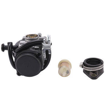 Carburetor and Intake Manifold Boot for Suzuki DR200SE DR200S