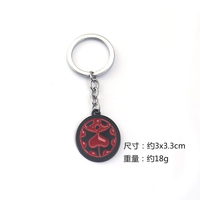 New JOJOS BIZARRE ADVENTURE Keychain Metal KILLER QUEEN Keyring Higashikata Josuke  Key Holder Men Women Jewelry llaveros 4