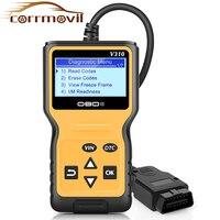 Car OBD2 Auto Diagnostics Tool Obd2 Scanner Automotive Professional Autoscanner Scanner DTC Definition PCM Data Stream
