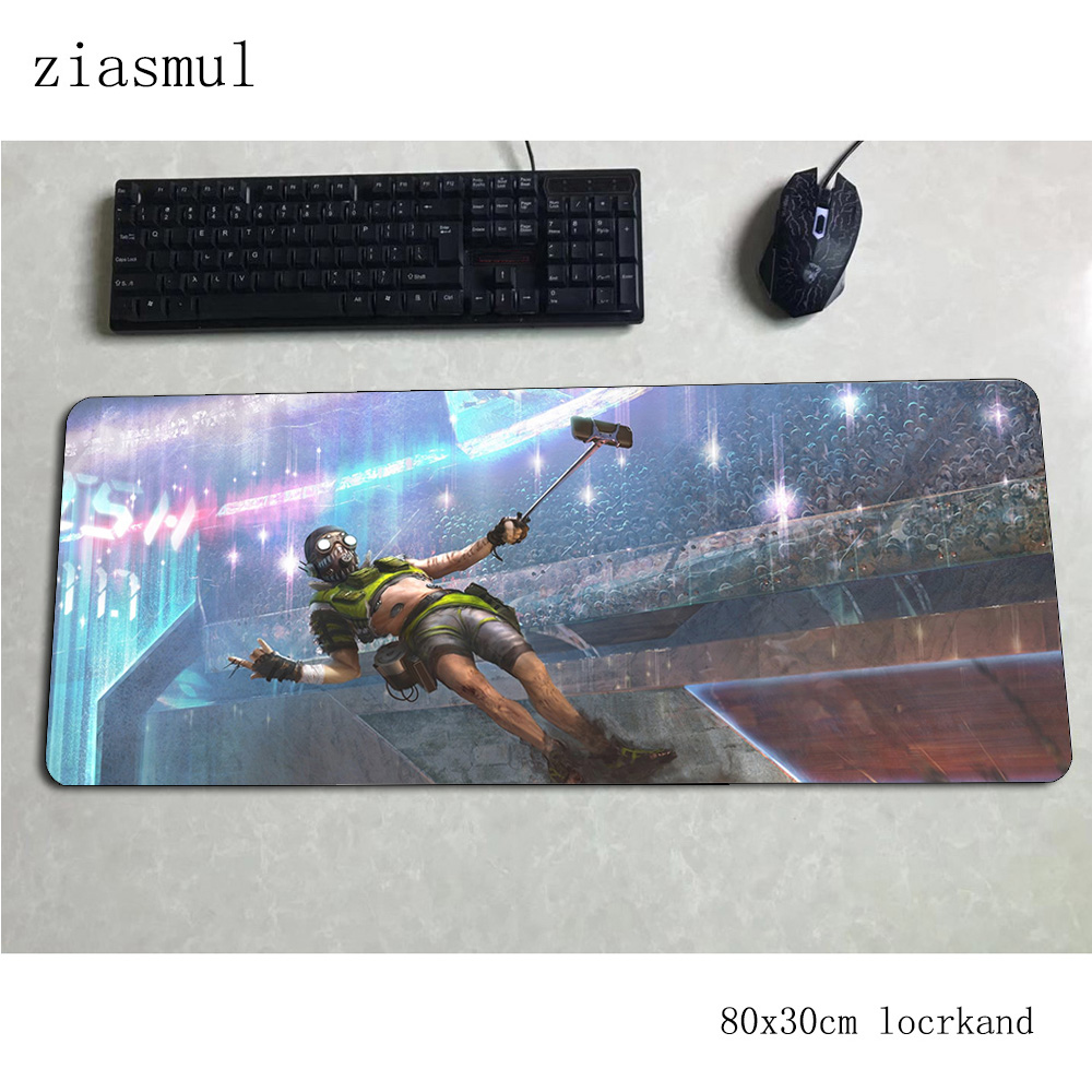 Apex Legend Mouse Pad 80x30cm Mats High-end Computer Mouse Mat Gaming Accessories Hot Sales Mousepad Keyboard Games Pc Gamer