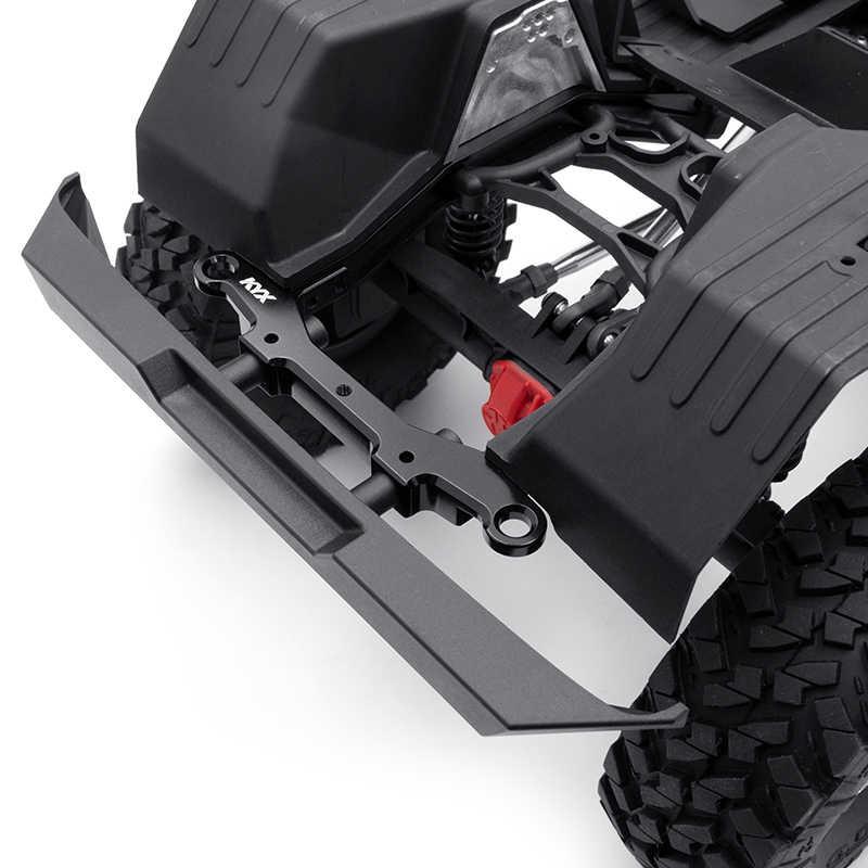 KYX Racing CNC Machined Aluminum Alloy Rear Body Mount Rear Bumper Mount Upgrades Parts Accessories for 1//24 RC Crawler Car Axial SCX24 AXI00002 JLU