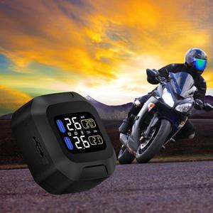 Motorcycle Tire Pressure Monit